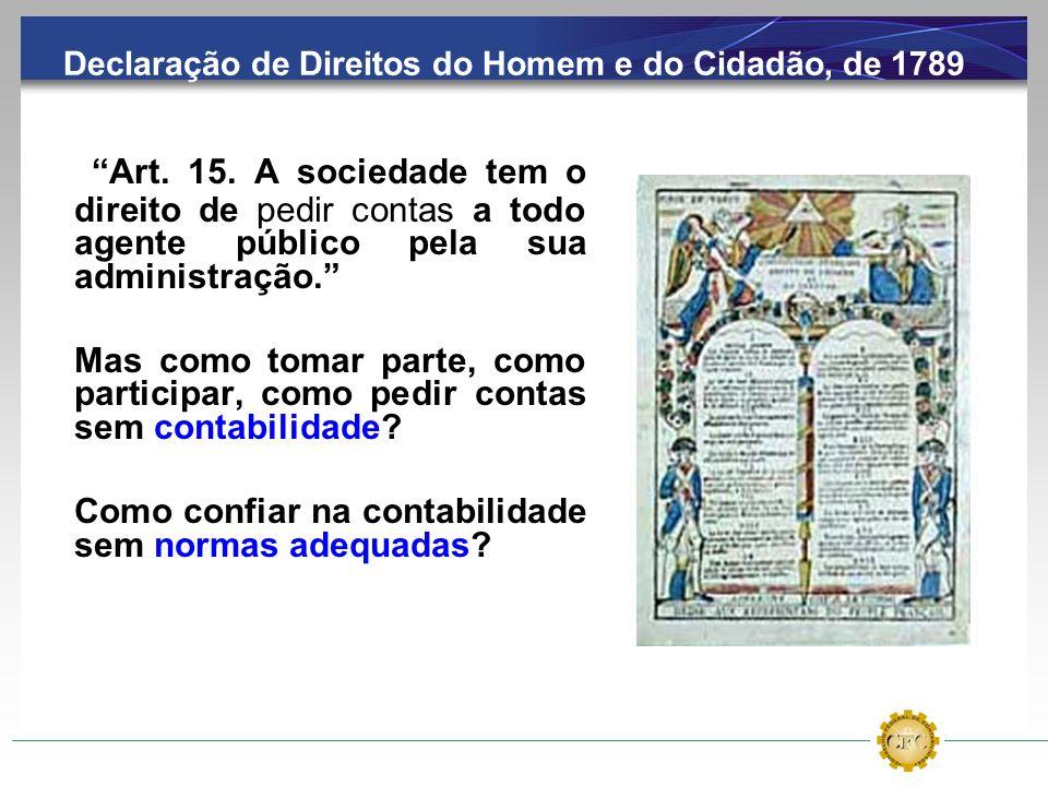 Declaração de Direitos do Homem e do Cidadão, de 1789
