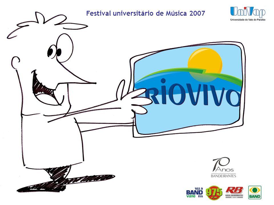 Festival universitário de Música 2007