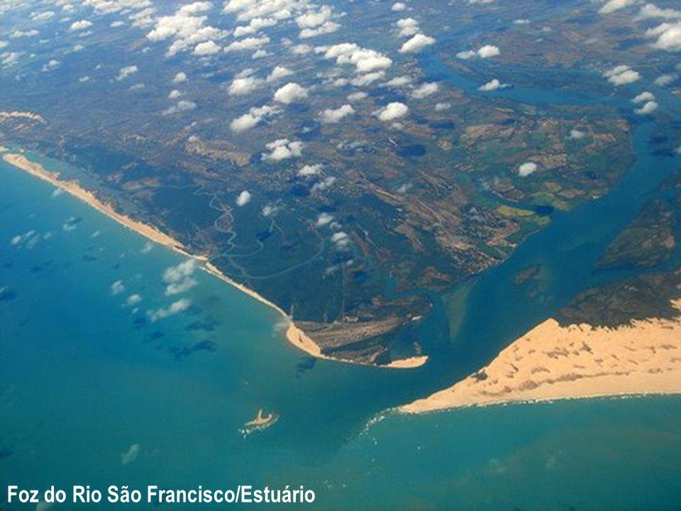 Foz do Rio São Francisco/Estuário