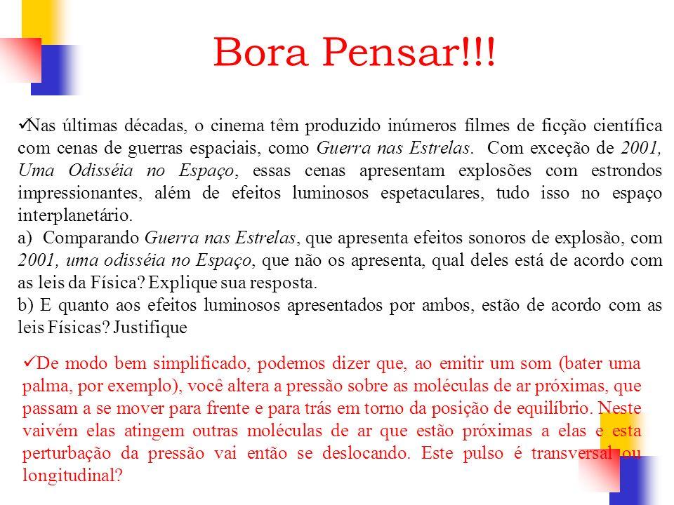 Bora Pensar!!!