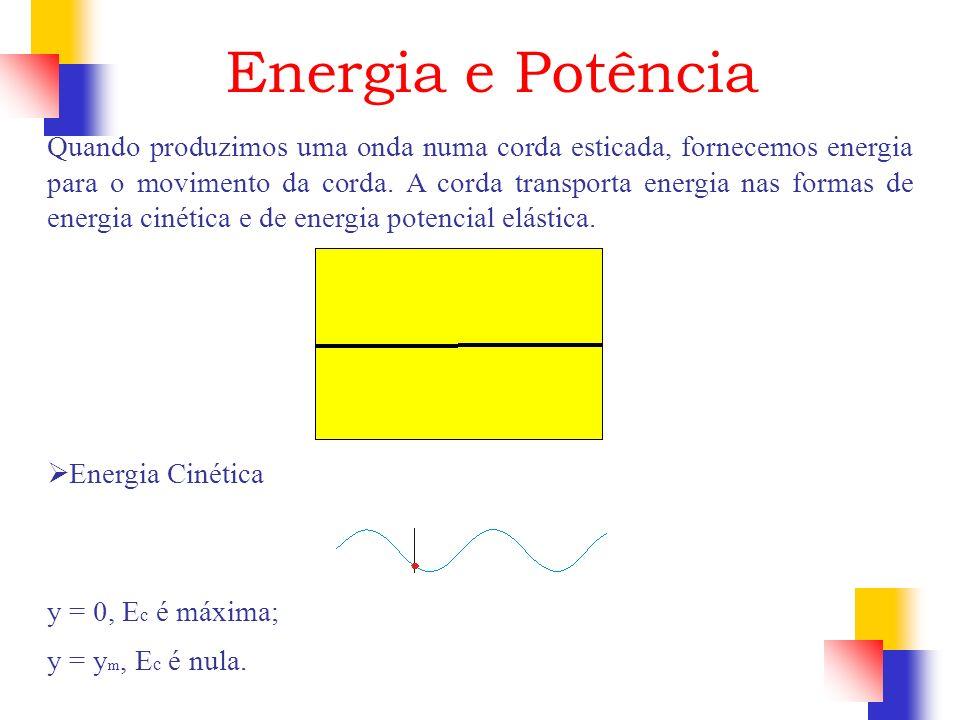 Energia e Potência