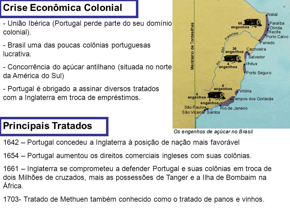 Crise Econômica Colonial