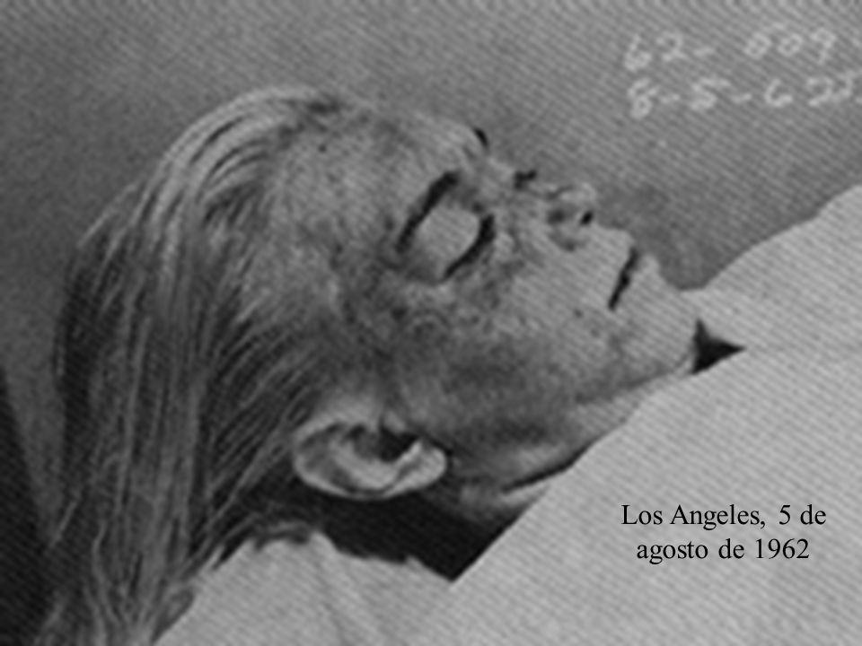 Estudo de Caso: Marilyn Monroe Los Angeles, 5 de agosto de 1962