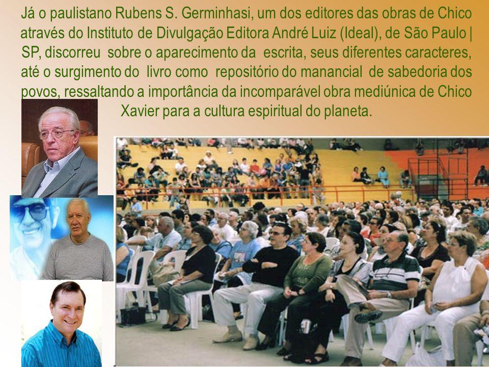 Já o paulistano Rubens S