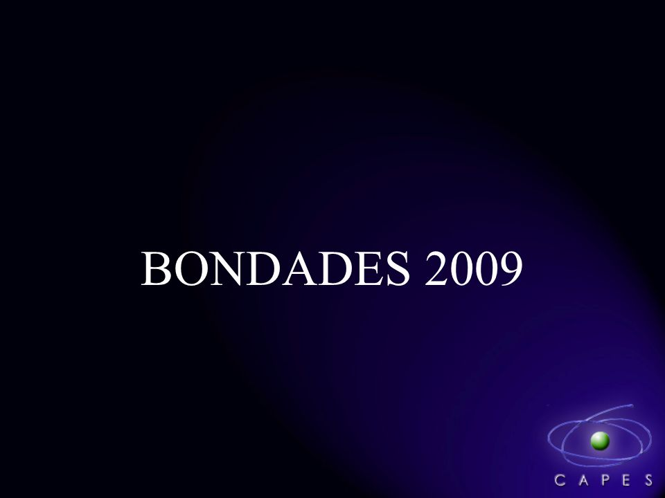 BONDADES 2009
