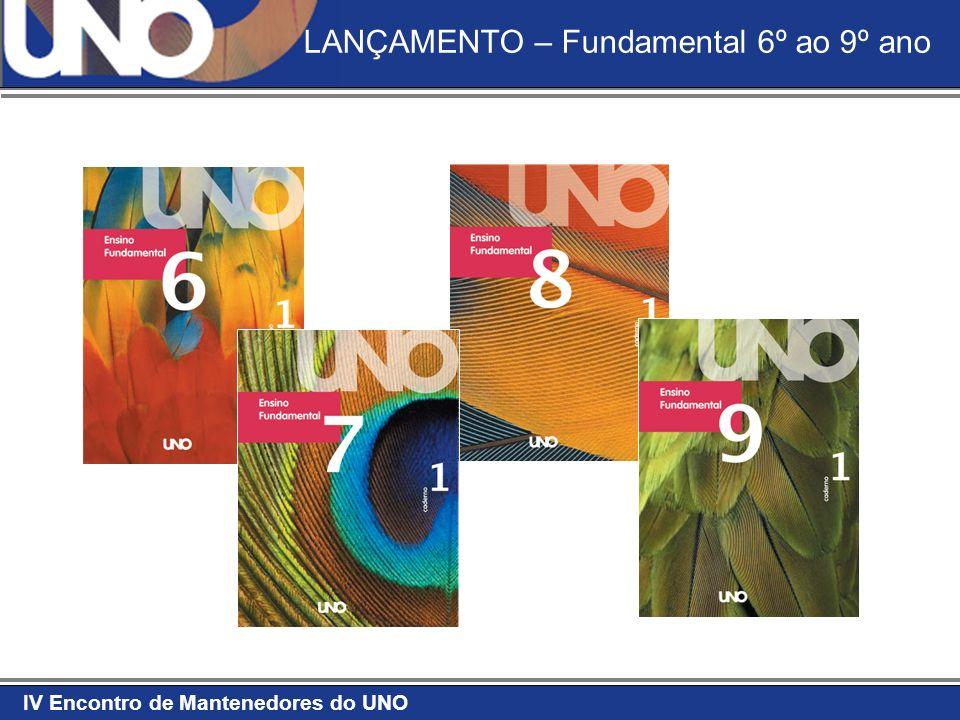 LANÇAMENTO – Fundamental 6º ao 9º ano
