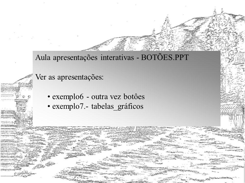 Aula apresentações interativas - BOTÕES.PPT