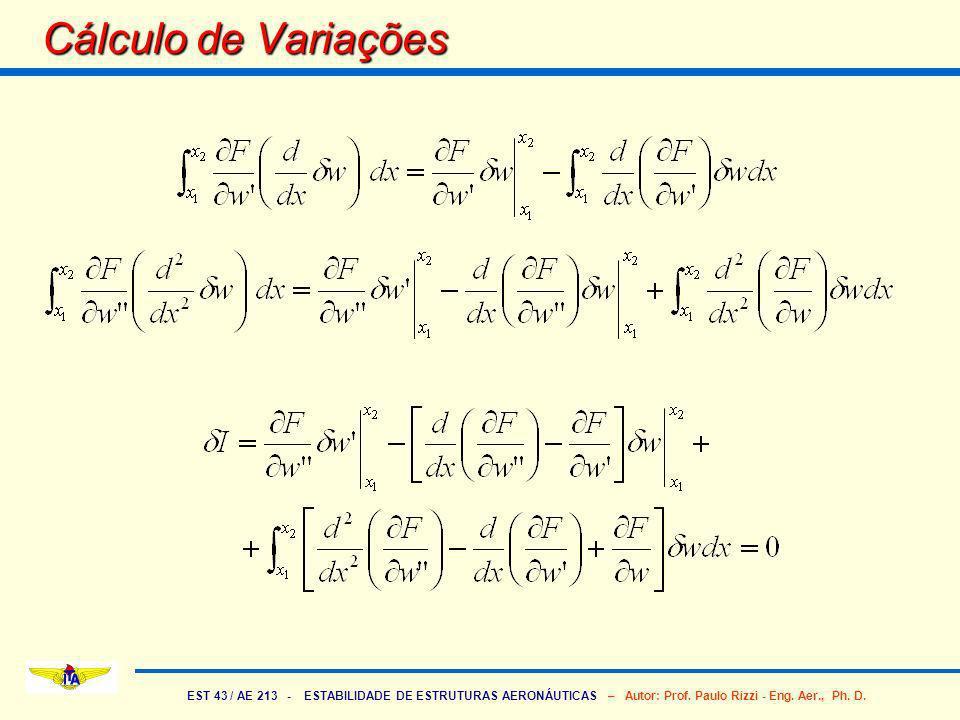 Cálculo de Variações