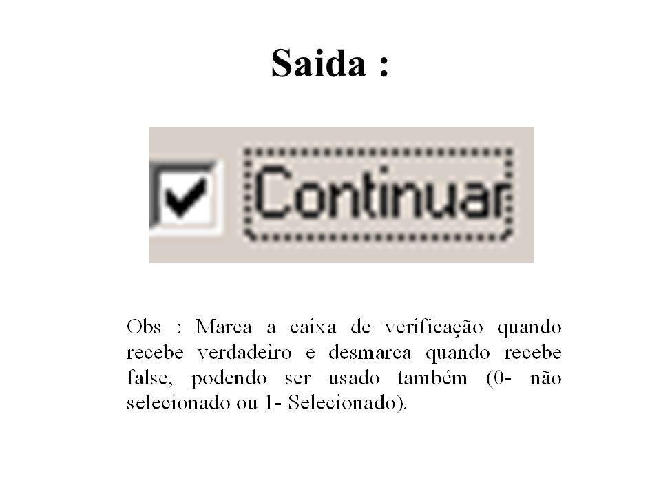 Saida :
