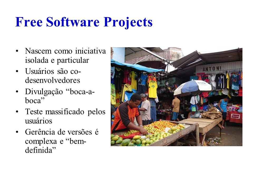 Free Software Projects