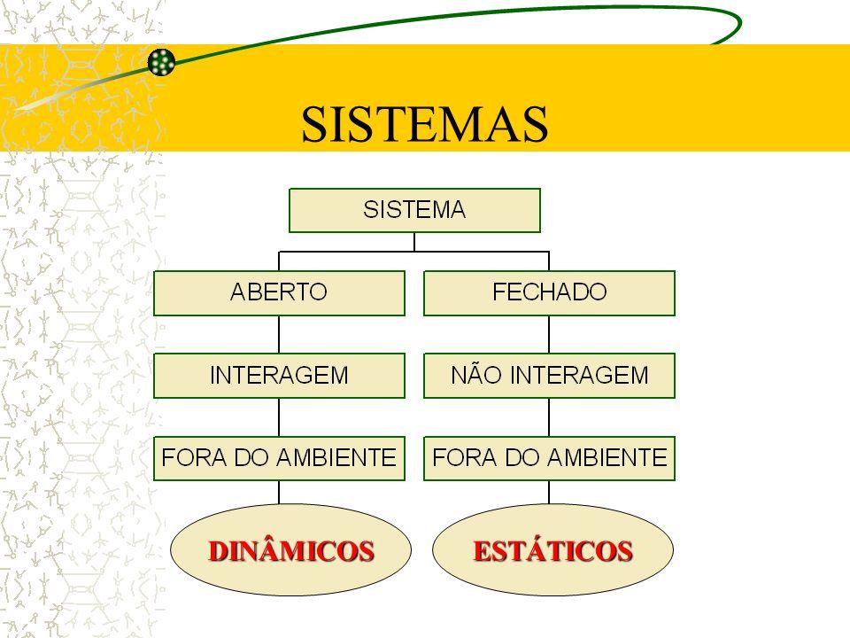 SISTEMAS DINÂMICOS ESTÁTICOS