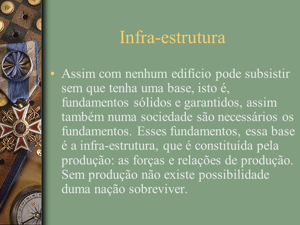 Infra-estrutura