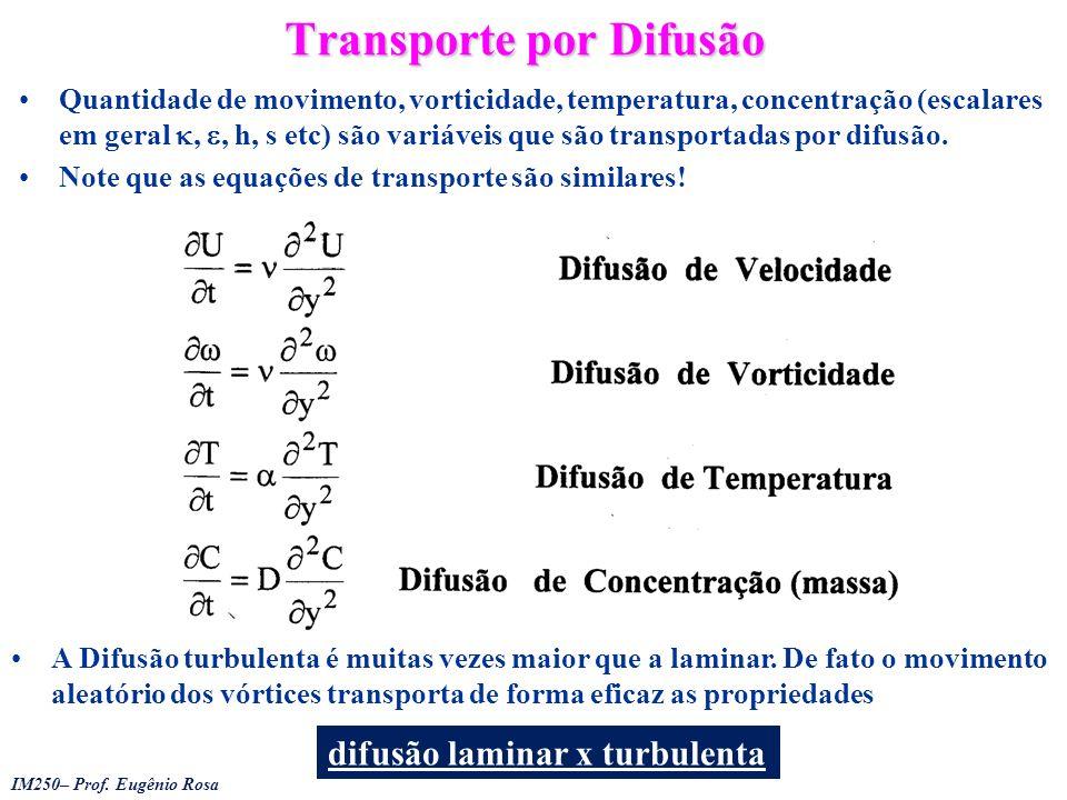 Transporte por Difusão
