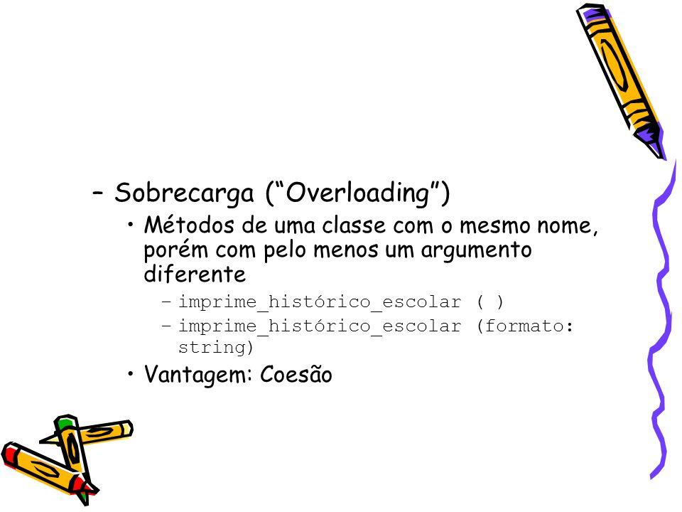 Sobrecarga ( Overloading )