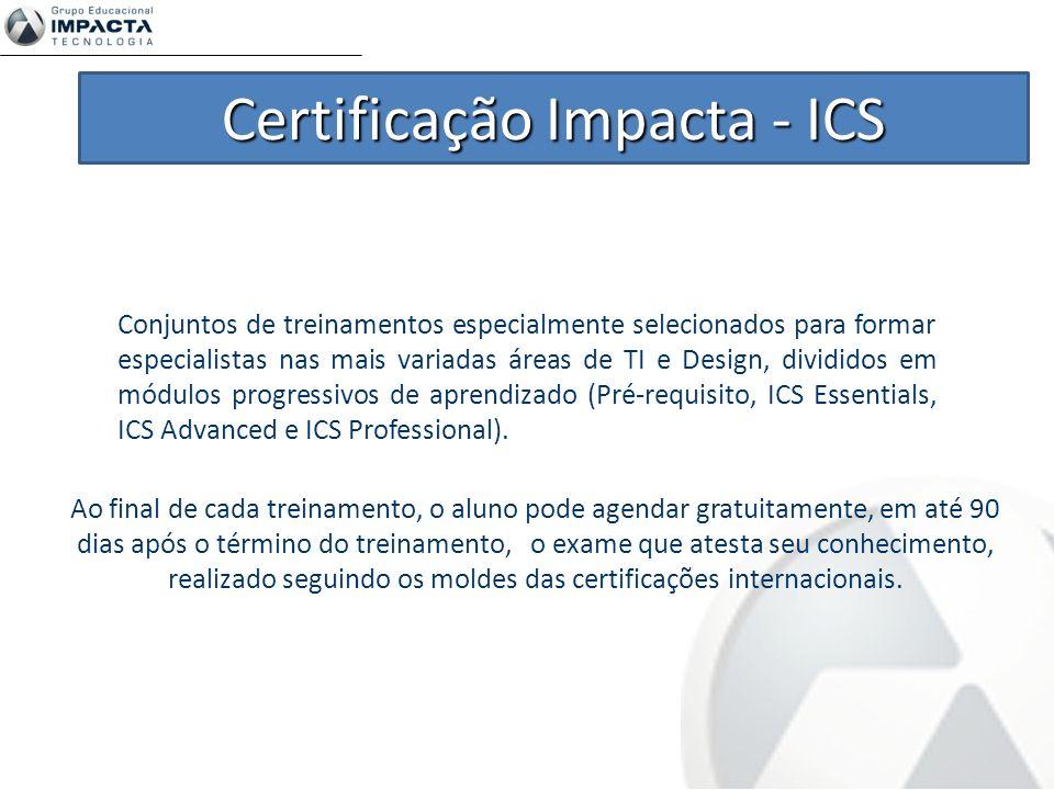 Certificação Impacta - ICS