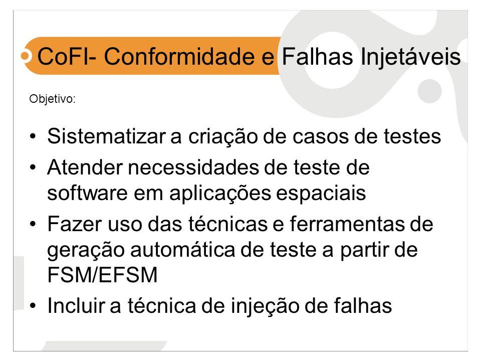 CoFI- Conformidade e Falhas Injetáveis