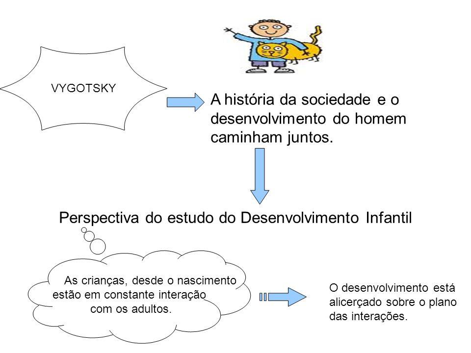 Perspectiva do estudo do Desenvolvimento Infantil