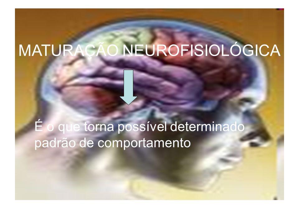 MATURAÇÃO NEUROFISIOLÓGICA