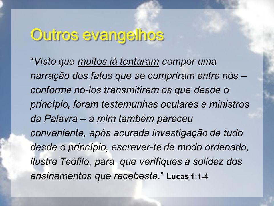 Outros evangelhos