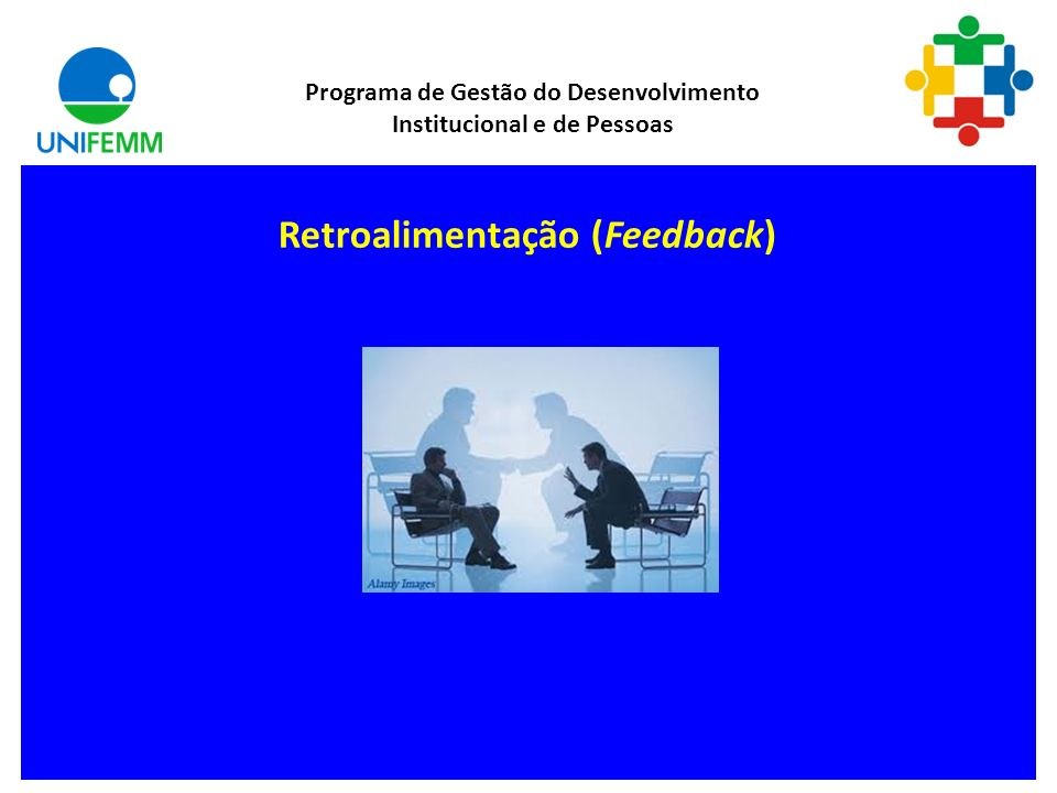 Retroalimentação (Feedback)