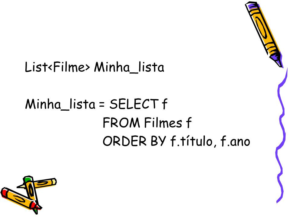 List<Filme> Minha_lista
