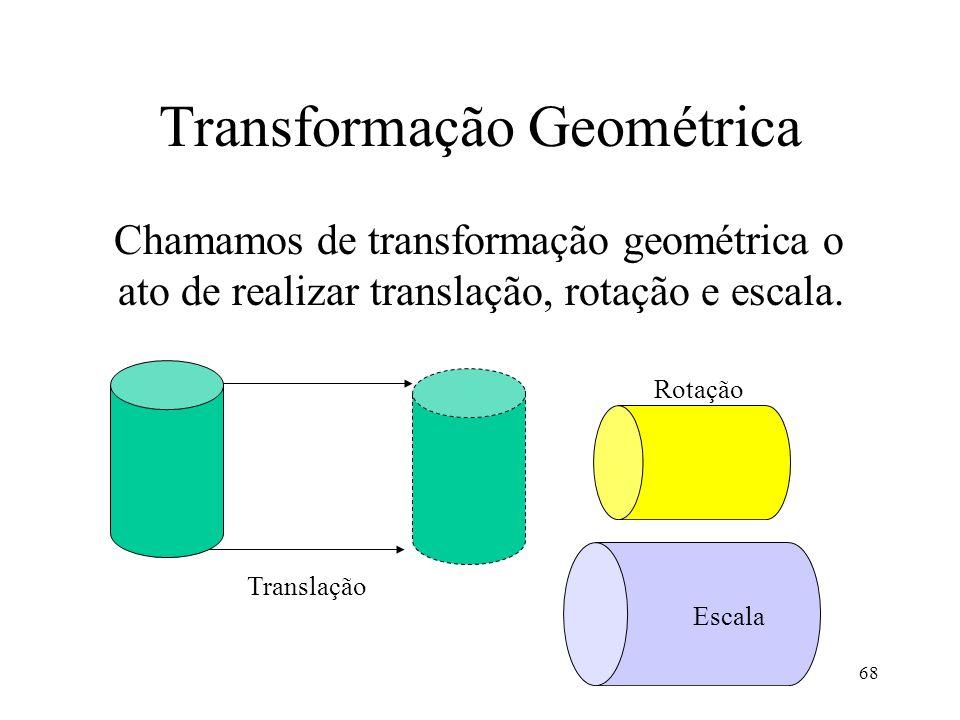 Transformação Geométrica