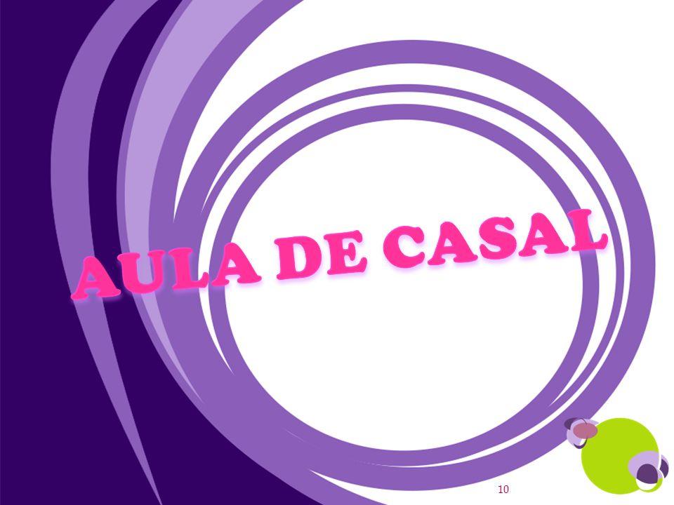 AULA DE CASAL