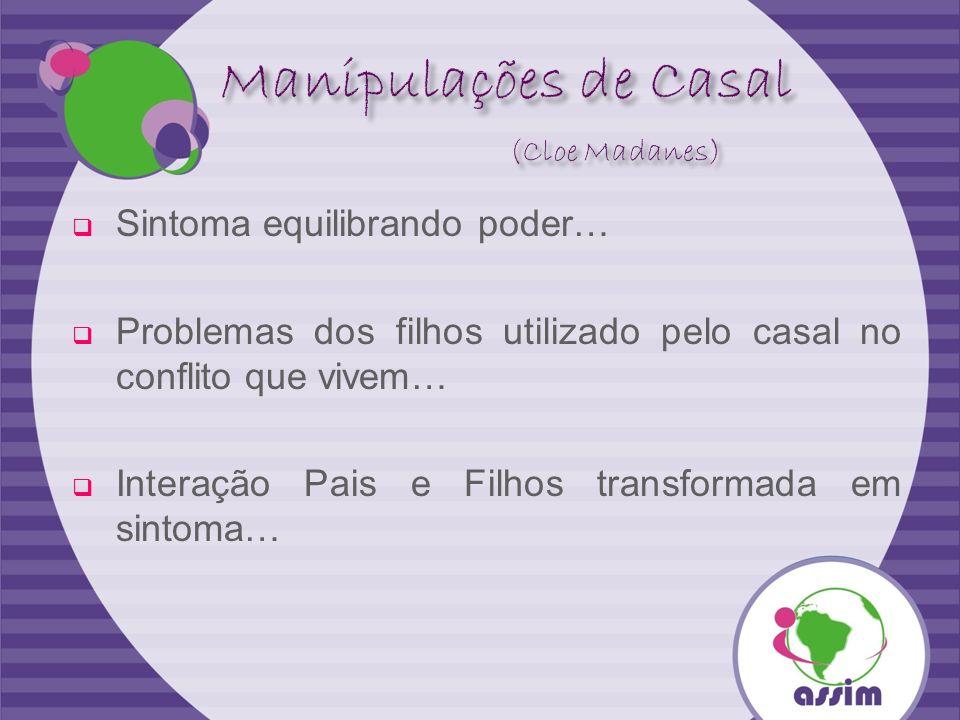 Manipulações de Casal (Cloe Madanes)