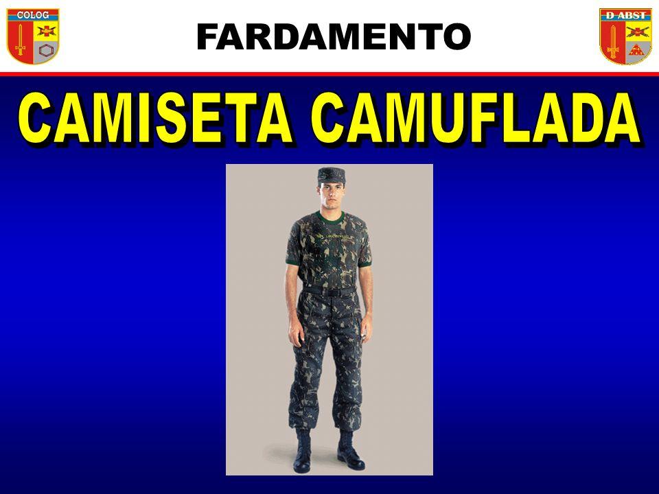 FARDAMENTO CAMISETA CAMUFLADA