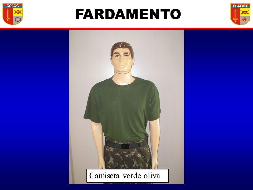 FARDAMENTO Camiseta verde oliva