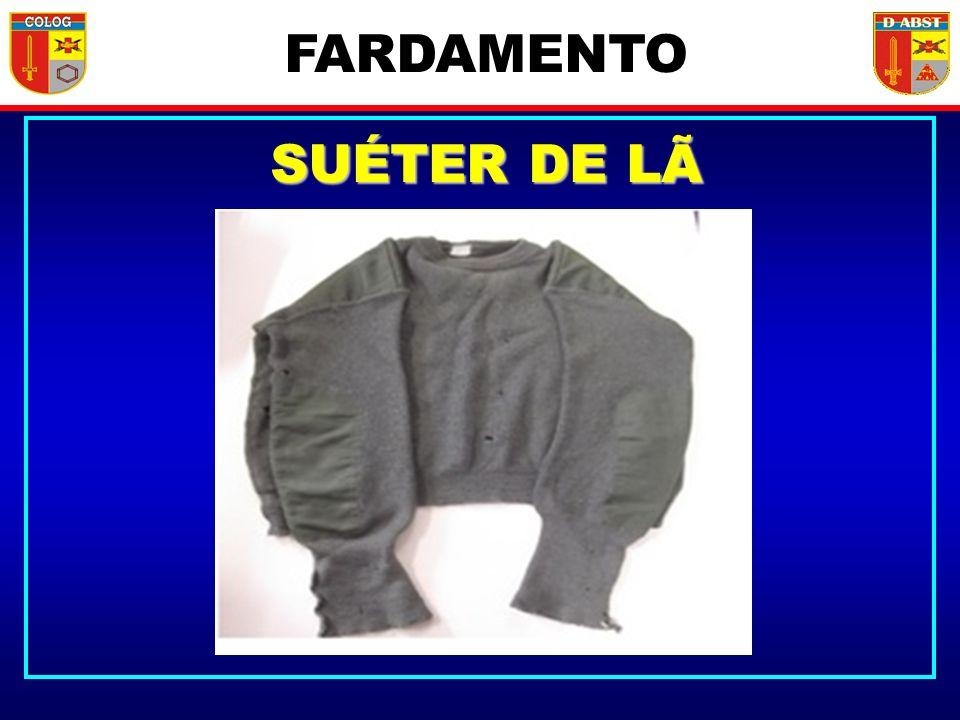 FARDAMENTO SUÉTER DE LÃ