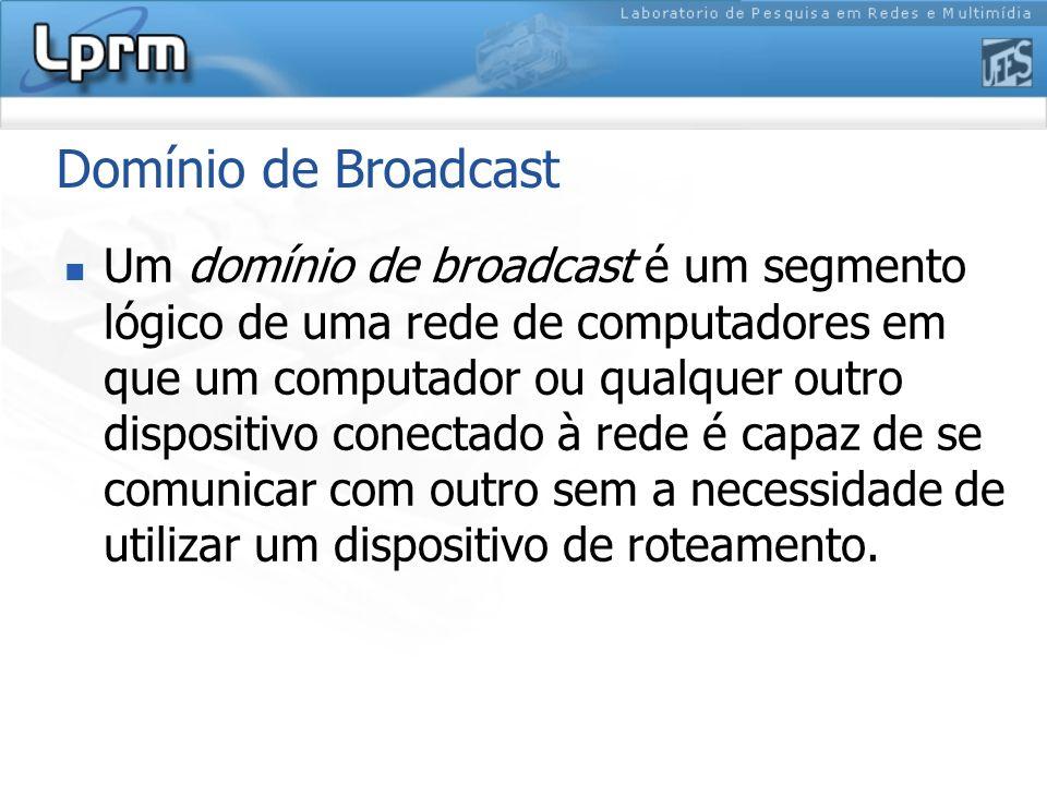 Domínio de Broadcast