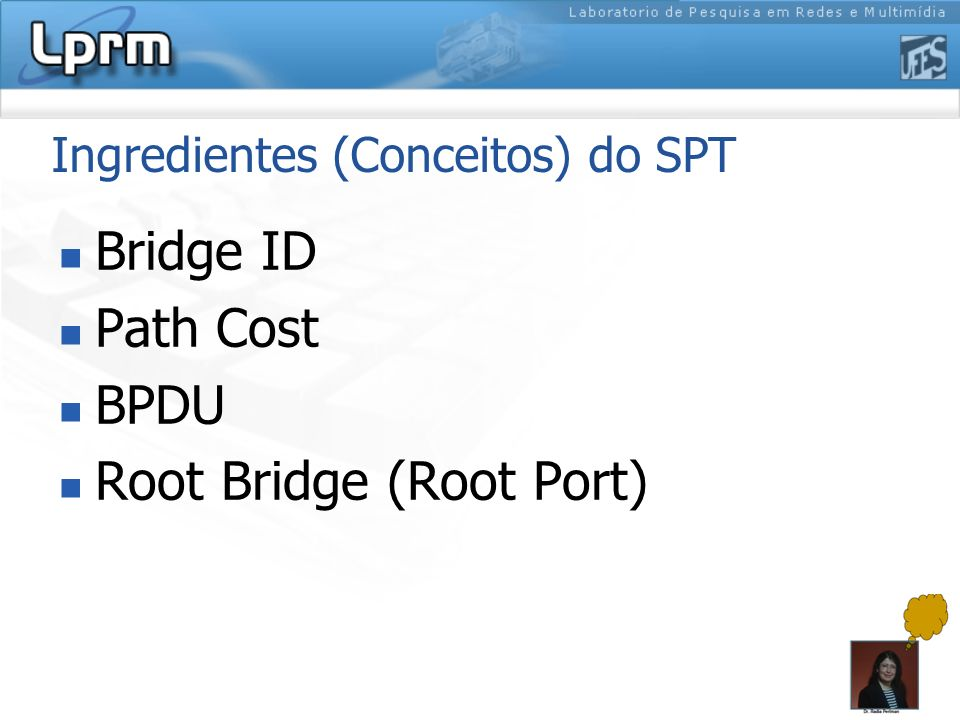 Ingredientes (Conceitos) do SPT