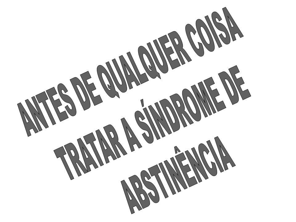 ANTES DE QUALQUER COISA