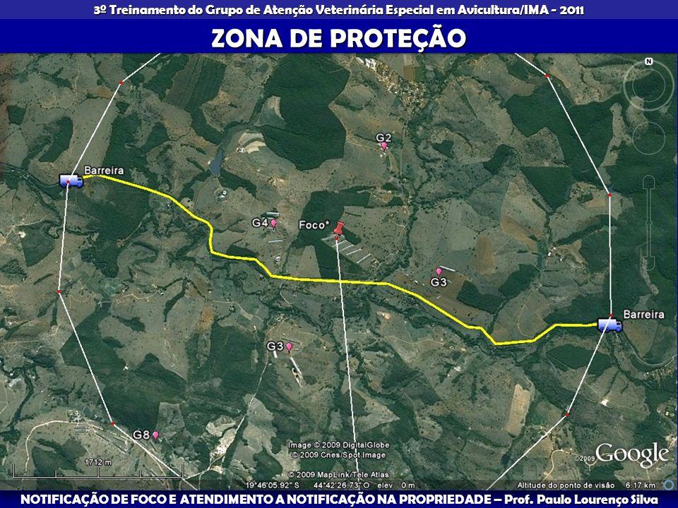 ZONA DE PROTEÇÃO
