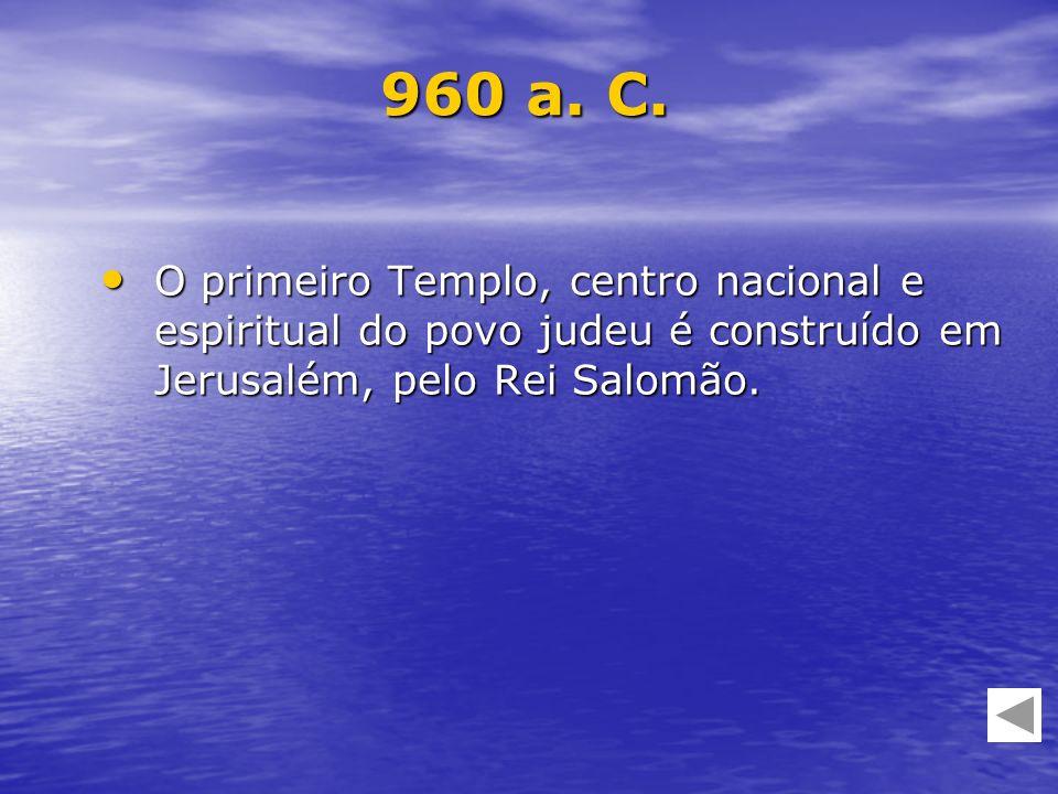 960 a. C.
