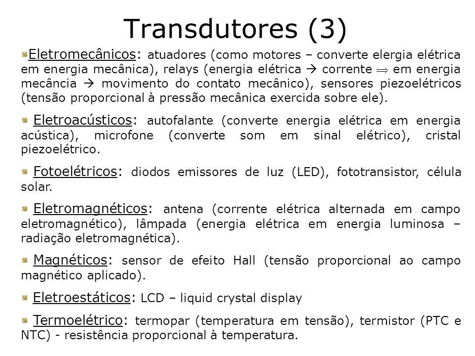 Transdutores (3)