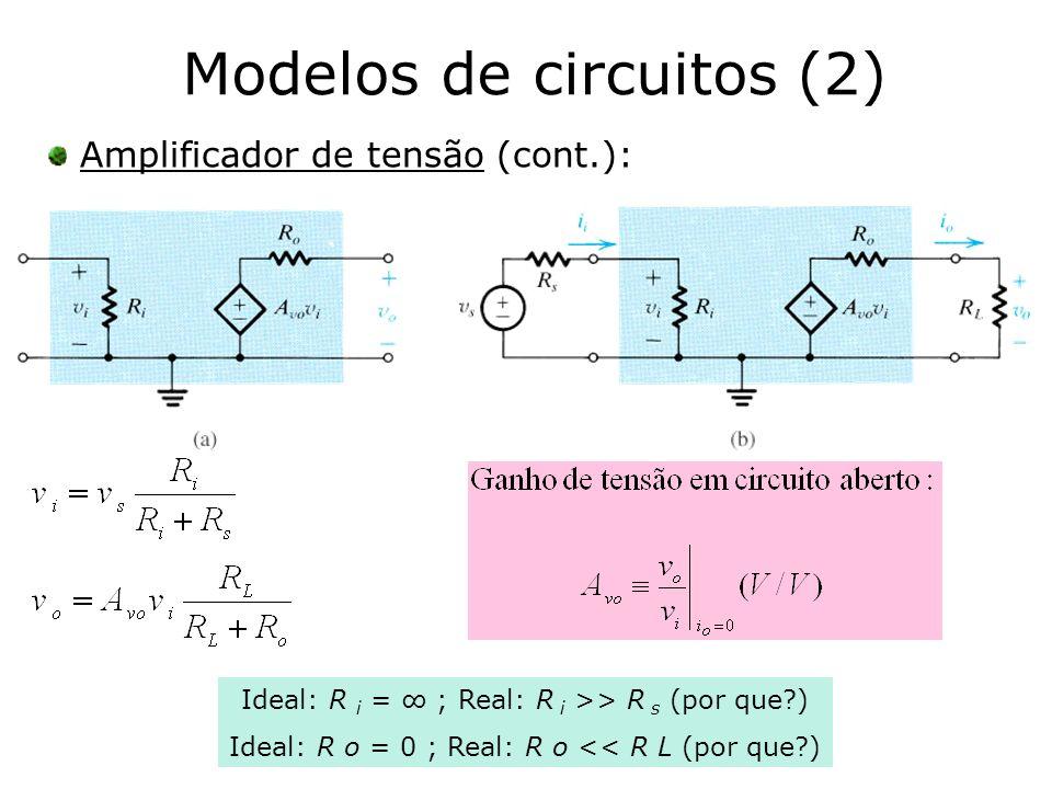Modelos de circuitos (2)