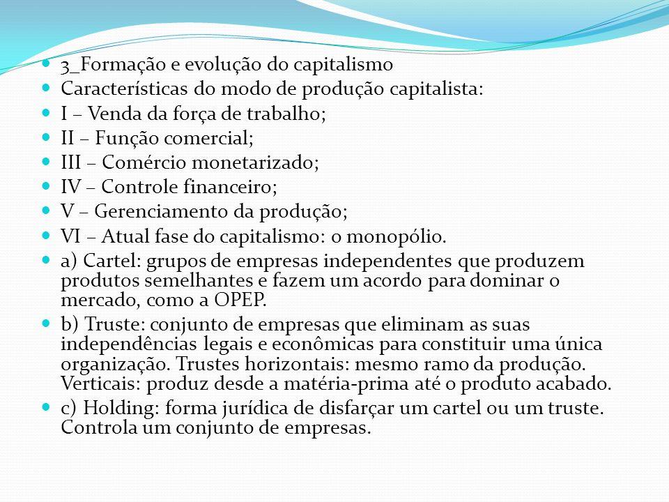 3_Formação e evolução do capitalismo