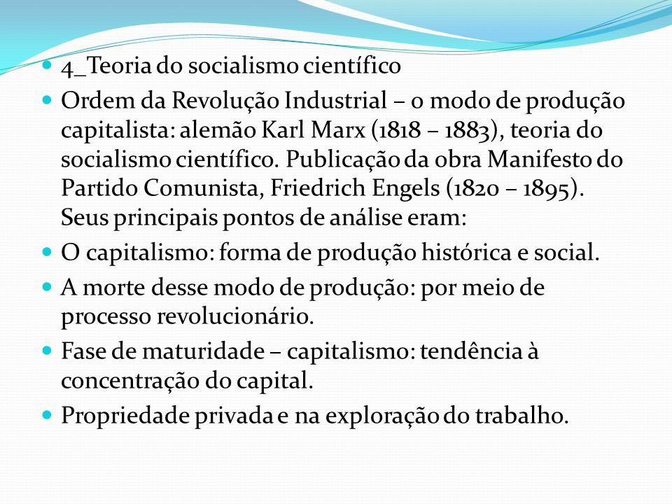 4_Teoria do socialismo científico