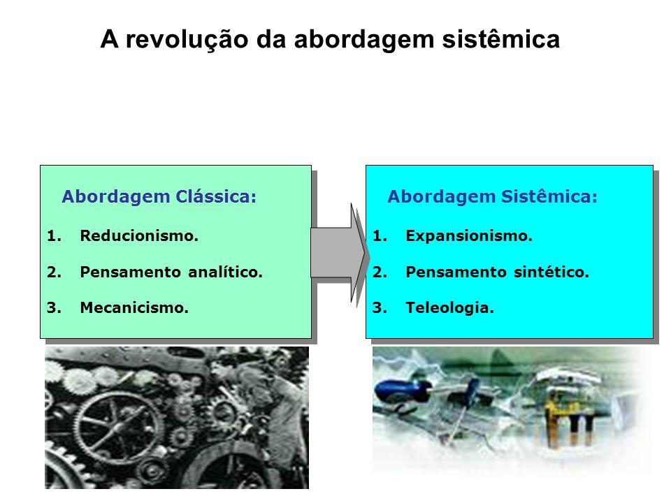 A revolução da abordagem sistêmica