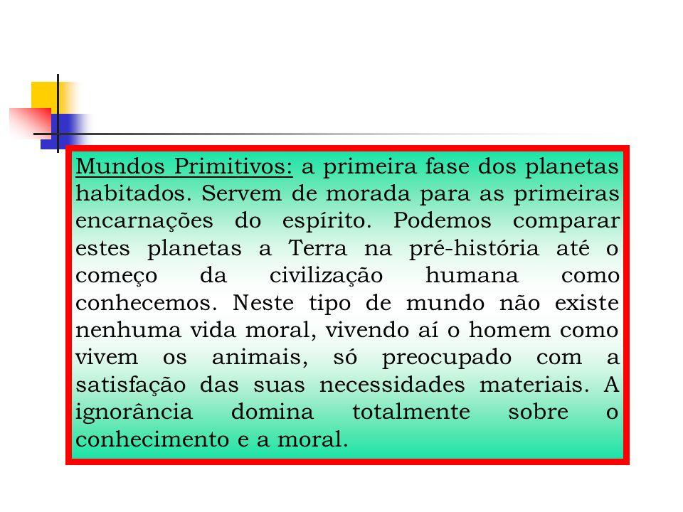 Mundos Primitivos: a primeira fase dos planetas habitados