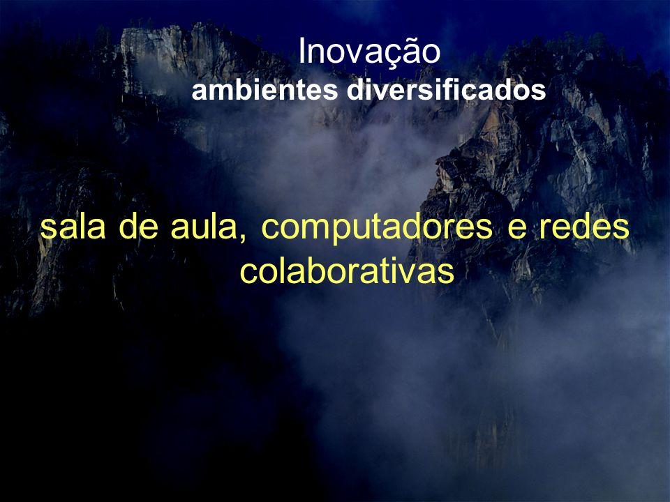 Inovação ambientes diversificados