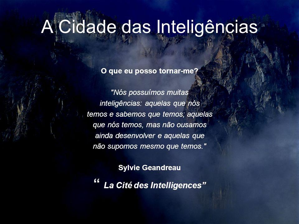 A Cidade das Inteligências