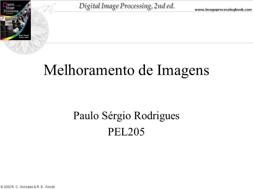 Melhoramento de Imagens