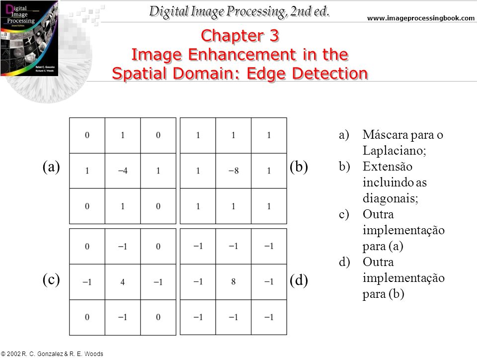 Image Enhancement in the Spatial Domain: Edge Detection