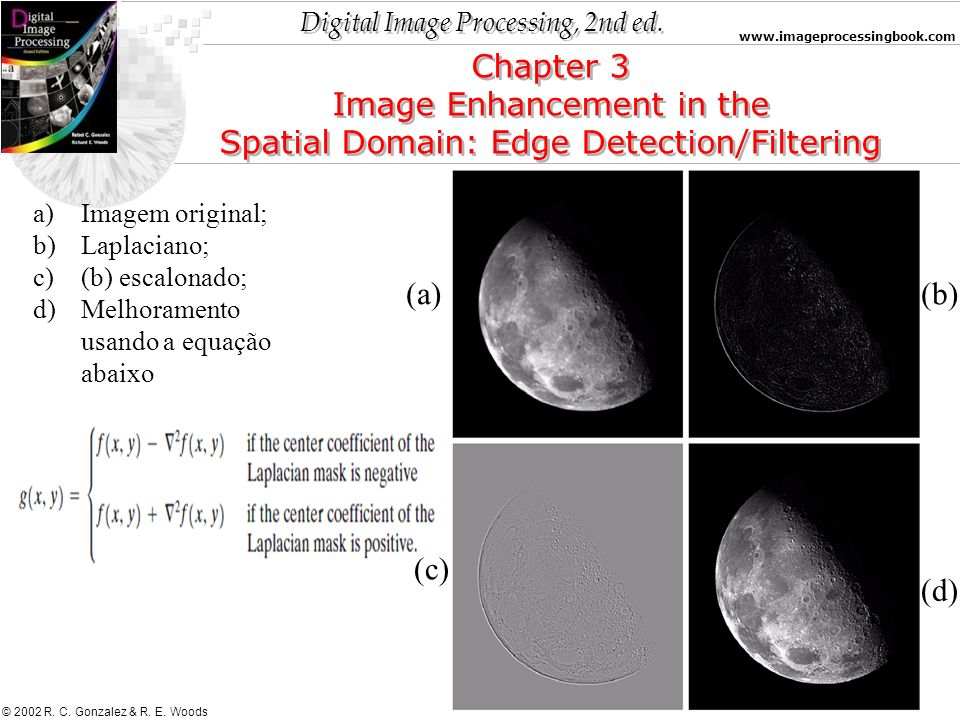 Image Enhancement in the Spatial Domain: Edge Detection/Filtering
