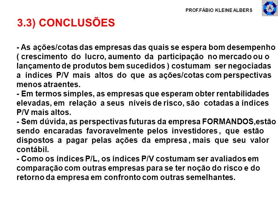 PROF.FÁBIO KLEINE ALBERS
