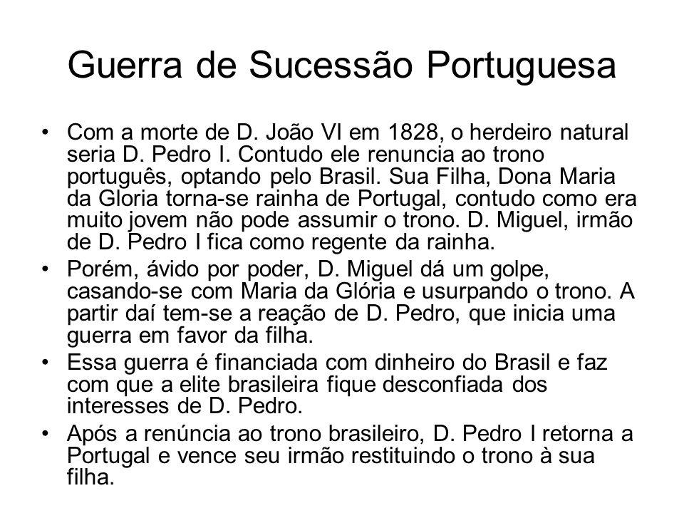 Guerra de Sucessão Portuguesa