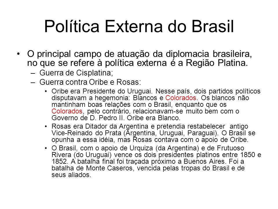 Política Externa do Brasil